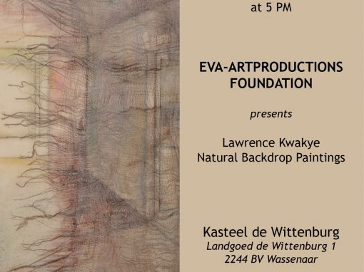 Exhibition Natural Backdrop Paintings